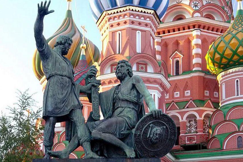 Картинки минин и пожарский день народного единства