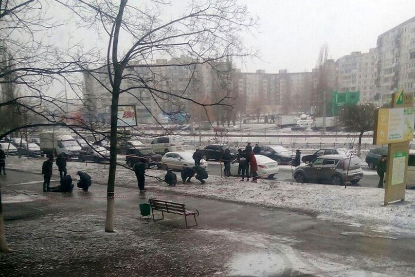 Белгородский полицейский застрелил ранившего его подозреваемого