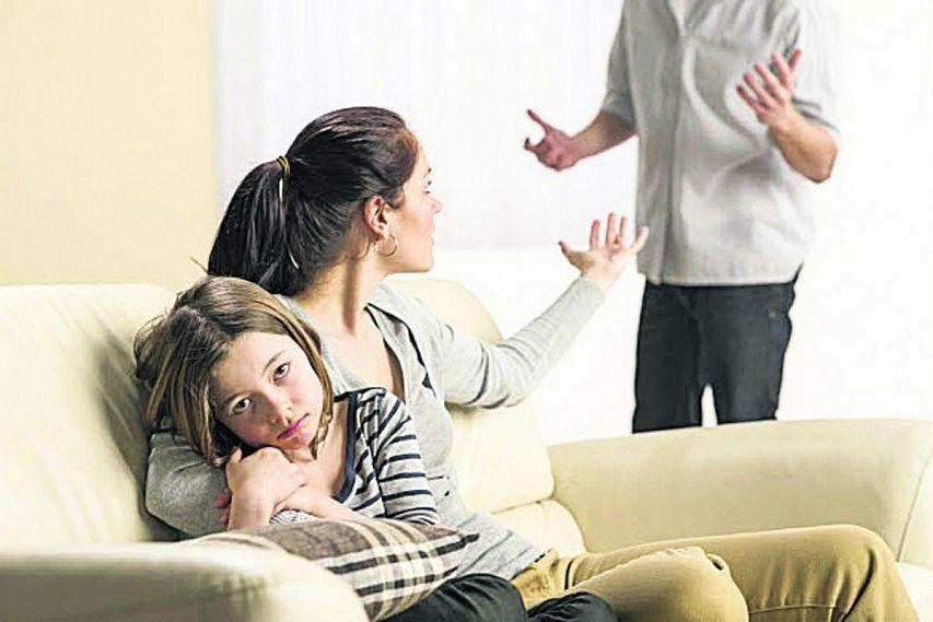 развод с мужем есть общий ребенок дальше