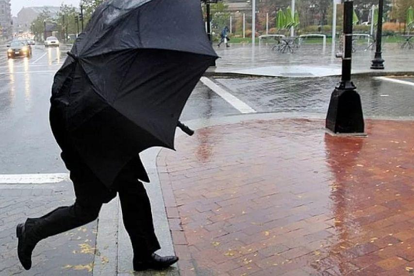 ВКалининградской области объявлено штормовое предупреждение