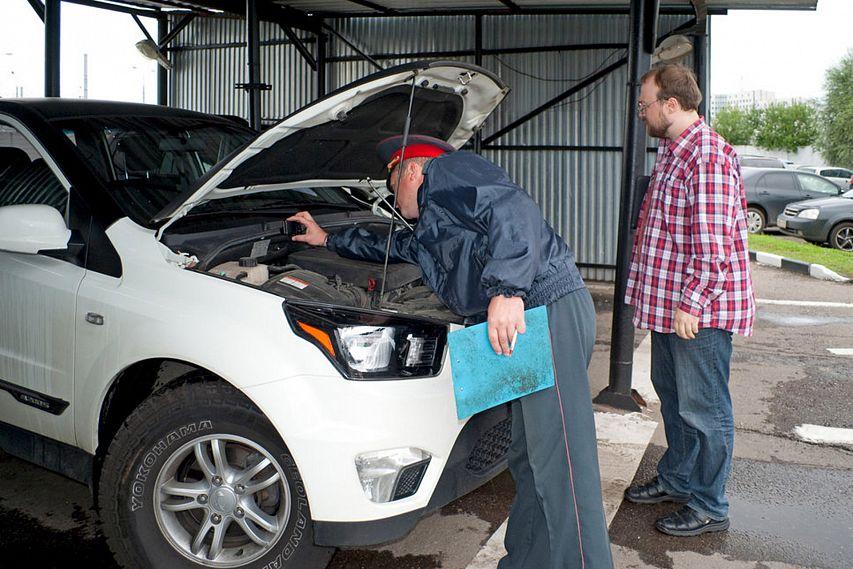 В РФ  вступили всилу новые правила регистрации транспортных средств