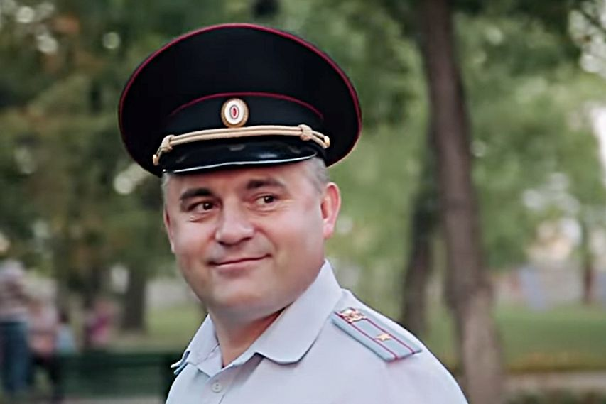 Норильчанам предлагается поддержать полицейского наВсероссийском конкурсе «Народный участковый».