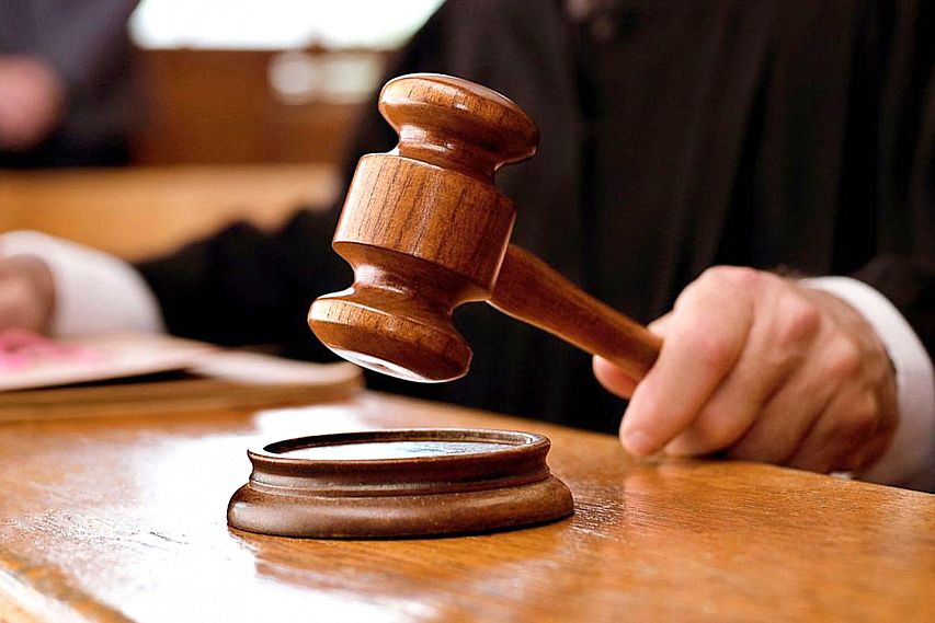 Кто уполномочен признать виновным в совершении преступления
