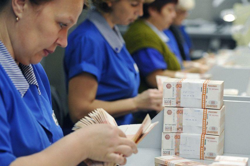За 1-ый квартал 2017 старооскольцы перечислили 3,3 млрд. руб. налогов